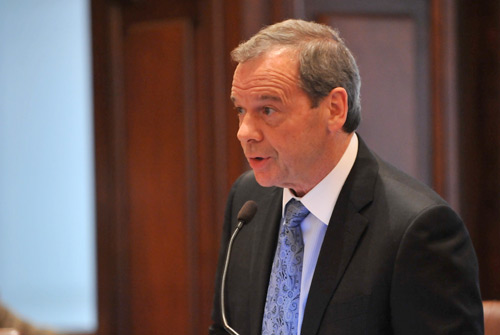 Cullerton: The rule of law is absolute